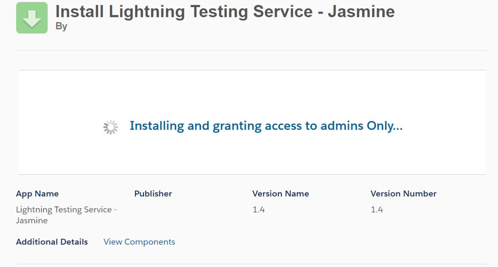 Santanu Pal | Salesforce Blog | Lightning Testing Service