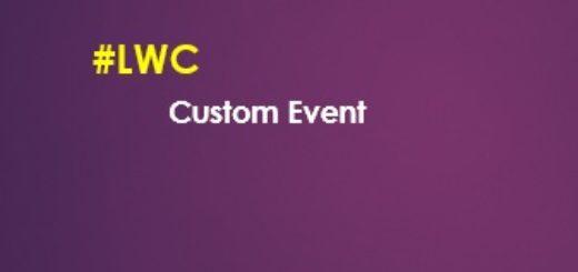 Santanu Pal | Salesforce Blog | Custom Event Communication in