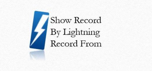 Santanu Pal | Salesforce Blog | Lightning Data Service